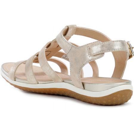 Dámske sandále - Geox D SANDAL VEGA - 4