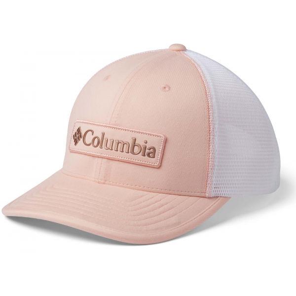 Columbia TECH TRAIL 110 SNAP BACK růžová  - Kšiltovka