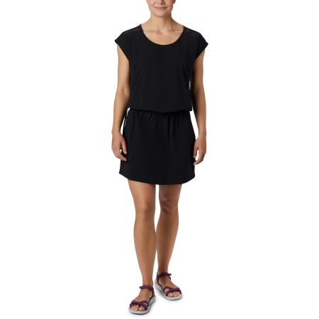Sukienka sportowa damska - Columbia PEAK TO POINT II DRESS - 1