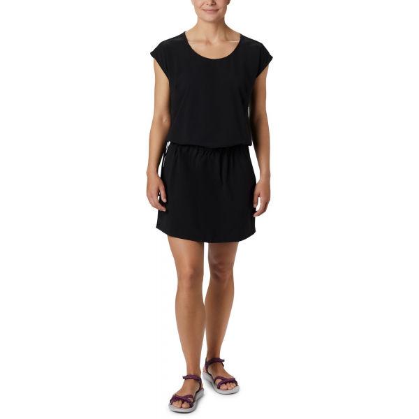 Columbia PEAK TO POINT II DRESS černá XS - Dámské sportovní šaty