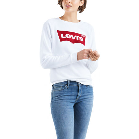 Levi's RELAXED GRAPHIC CREW - Dámská mikina