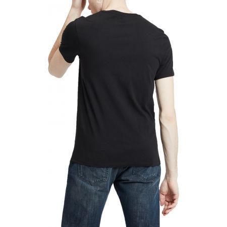 Pánske tričko - Levi's SLIM 2PK CREWNECK 1 - 3
