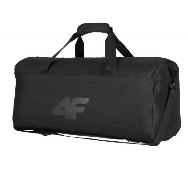4F TRAVEL BAG černá NS - Cestovní taška