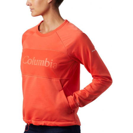 Damen Sweatshirt - Columbia WINDGATES FLEECE CREW - 5