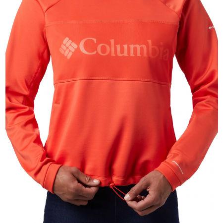 Damen Sweatshirt - Columbia WINDGATES FLEECE CREW - 8