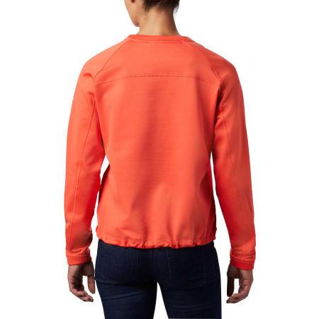 Damen Sweatshirt - Columbia WINDGATES FLEECE CREW - 7
