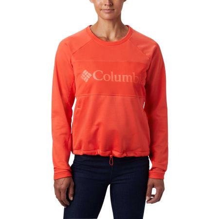 Damen Sweatshirt - Columbia WINDGATES FLEECE CREW - 4