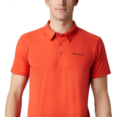 Herren Poloshirt - Columbia TRIPLE CANYON TECH POLO - 4
