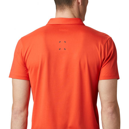 Herren Poloshirt - Columbia TRIPLE CANYON TECH POLO - 5