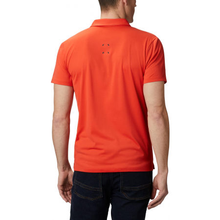 Herren Poloshirt - Columbia TRIPLE CANYON TECH POLO - 3
