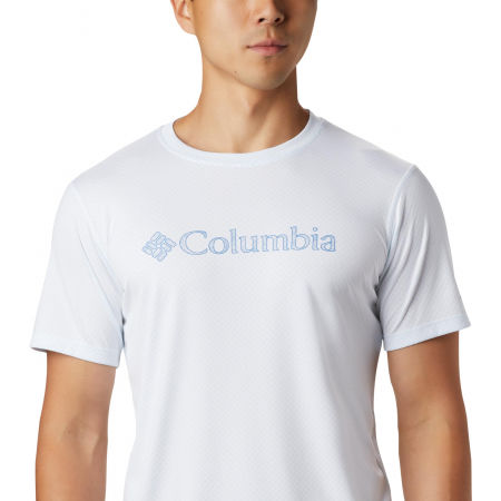 Herren Sportshirt - Columbia ZERO RULES SHORT SLEEVE GRAPHIC SHIRT - 2