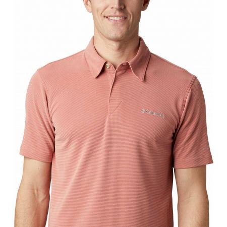 Мъжка  тениска с яка - Columbia SUN RIDGE POLO - 4