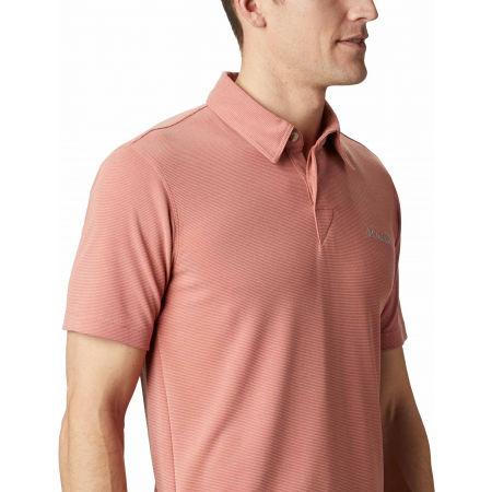 Мъжка  тениска с яка - Columbia SUN RIDGE POLO - 5