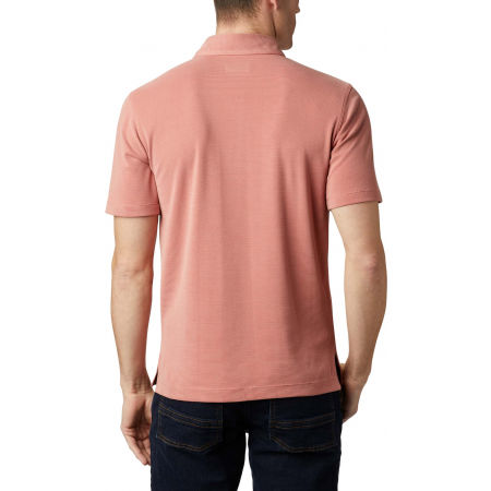 Мъжка  тениска с яка - Columbia SUN RIDGE POLO - 3