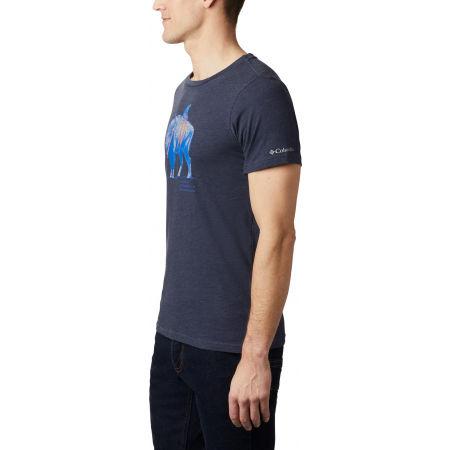 Pánske tričko - Columbia M PINEY FALLS™ GRAPHIC TEE - 2
