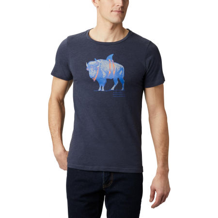Columbia M PINEY FALLS™ GRAPHIC TEE - Herrenshirt