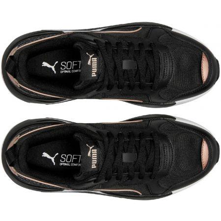 Dámska voľnočasová obuv - Puma X-RAY METALLIC - 4
