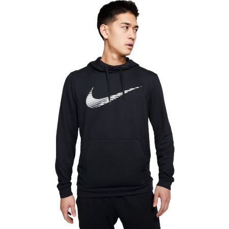 Men's sweatshirt - Nike DRY HOODIE PO SWOOSH M - 1