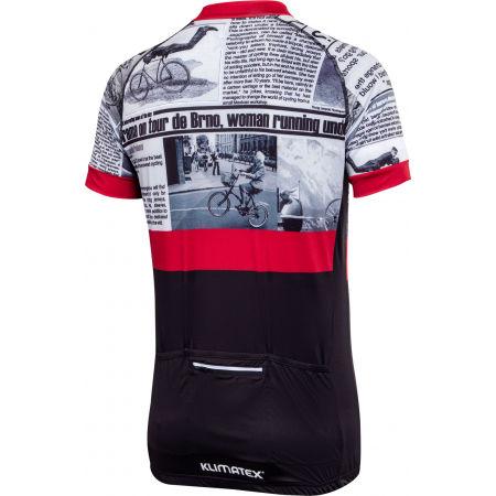 Pánsky cyklistický dres - Klimatex BAREX - 2