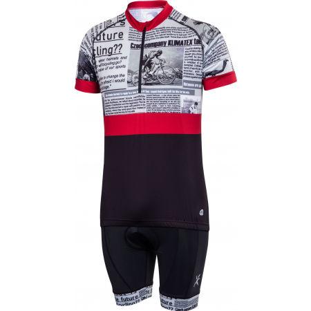 Pánsky cyklistický dres - Klimatex BAREX - 3