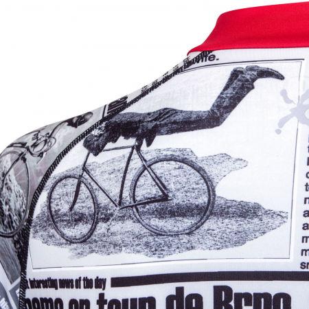 Pánsky cyklistický dres - Klimatex BAREX - 7