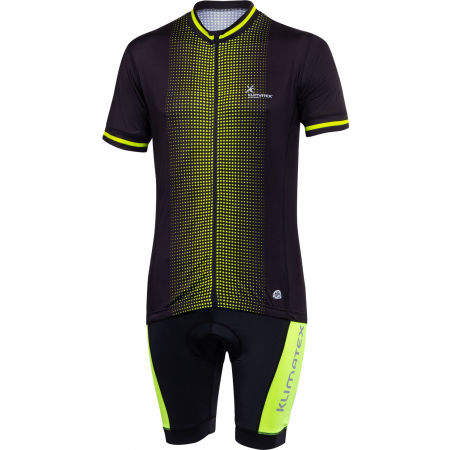 Pánsky cyklistický dres - Klimatex HANK - 3