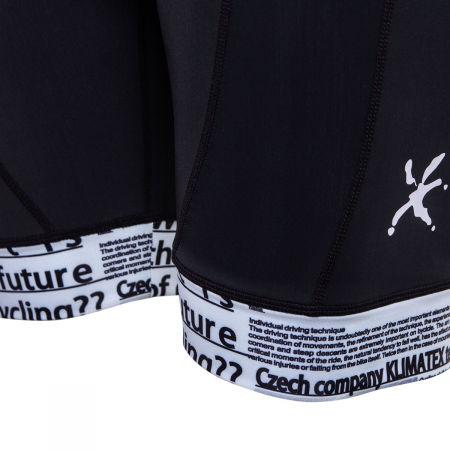 Мъжки свободни шорти за колоездене - Klimatex SNIP - 3