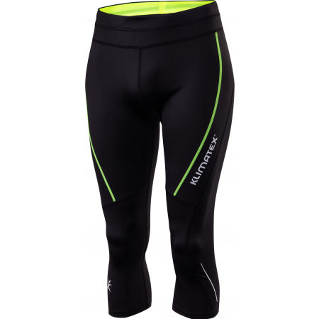 Men's 3/4 length running leggings - Klimatex TIRNO - 1