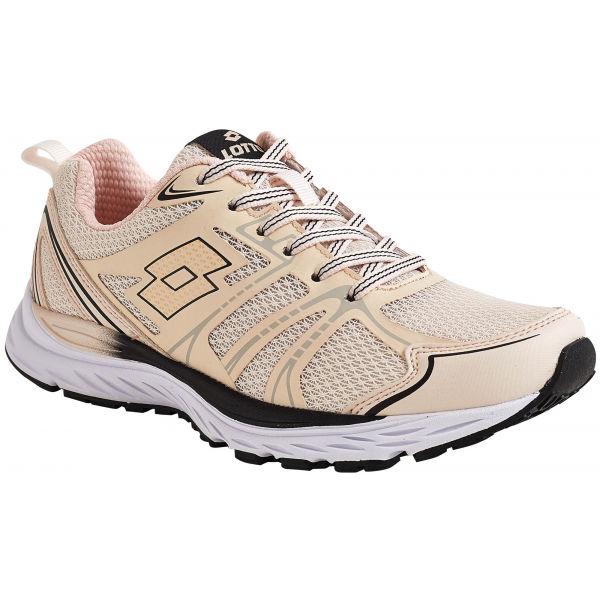 Lotto NORRA světle růžová 41 - Dámská běžecká obuv