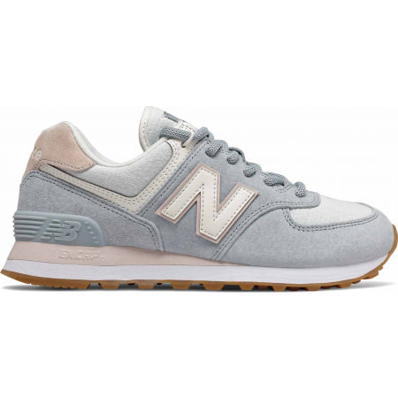 New Balance WL574SUO - Women's leisure shoes