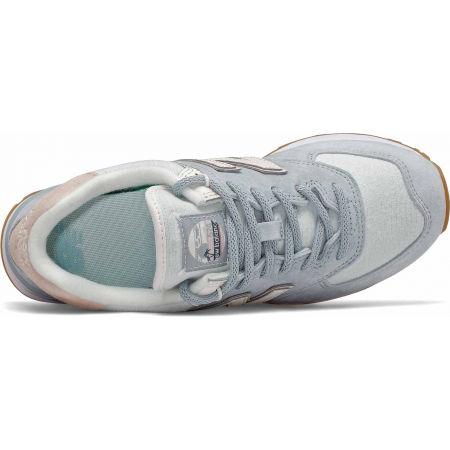 Дамски ежедневни обувки - New Balance WL574SUO - 2