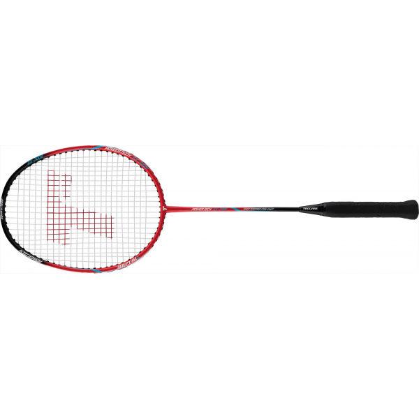Tregare POWER TECH červená NS - Badmintonová raketa