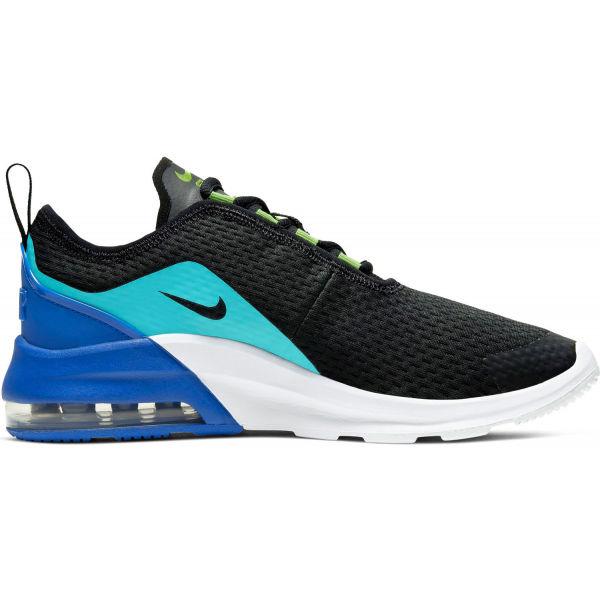 Nike AIR MAX MOTION 2 černá 4.5Y - Chlapecké volnočasové boty