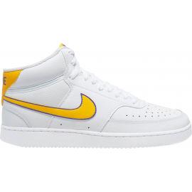 Nike NIKECOURT VISION MID - Pánská kotníková obuv