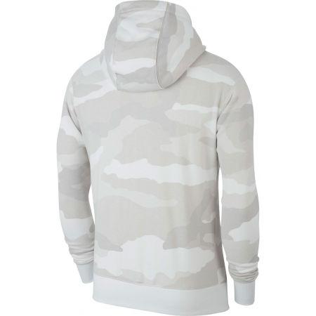 Bluza męska - Nike NSW CLUB HOODIE PO FT CAMO M - 2