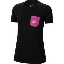 Nike NSW TEE ICON CLASH W - Дамска тениска