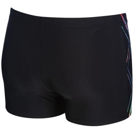 Pánské plavky s nohavičkou - Arena M REFLECTED SIMMETRY SHORT - 3