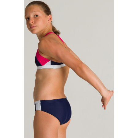 Dievčenské dvojdielne plavky - Arena G REN TWO PIECES - 7
