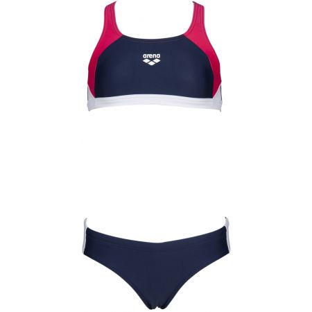 Dievčenské dvojdielne plavky - Arena G REN TWO PIECES - 1