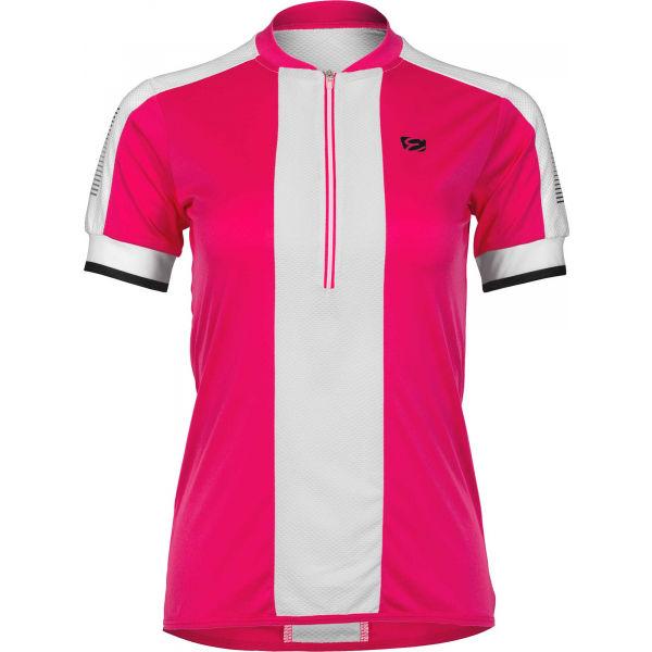 Etape NELLY růžová S - Dámský dres