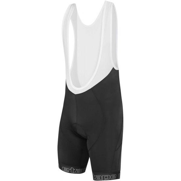 Etape ELITE LACL černá M - Pánské kalhoty s laclem