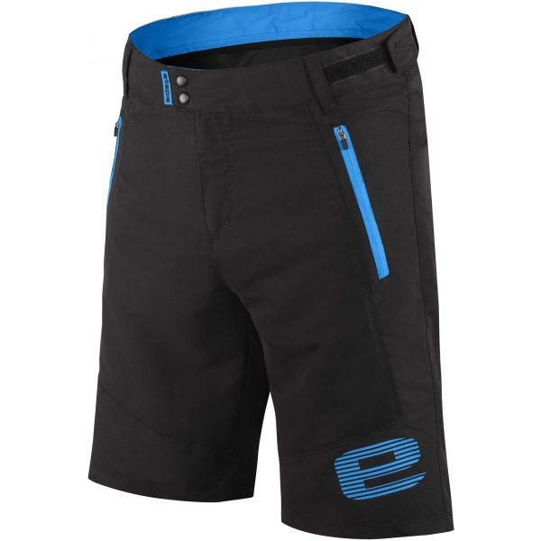 Etape FREEDOM černá L - Pánské volné kalhoty