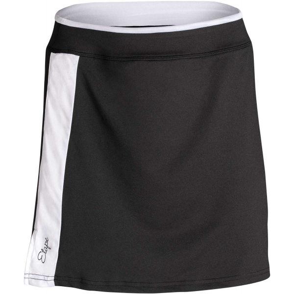 Etape LAURA černá XXL - Dámská cyklistická sukně