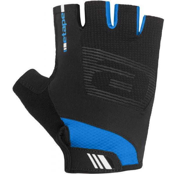 Etape GARDA černá L - Pánské cyklistické rukavice