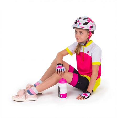 Kids' cycling gloves - Etape TINY - 3