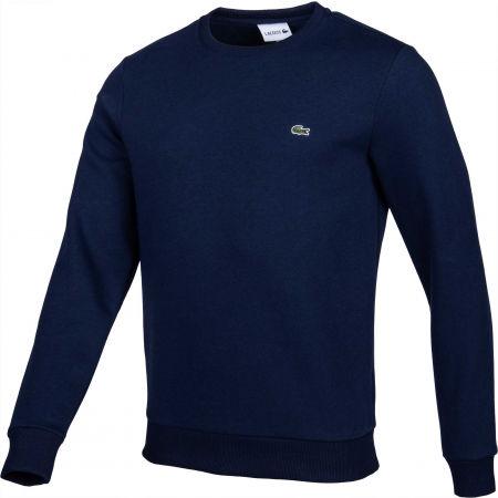 Men's sweatshirt - Lacoste ZERO NECK SS SWEATSHIRT - 2
