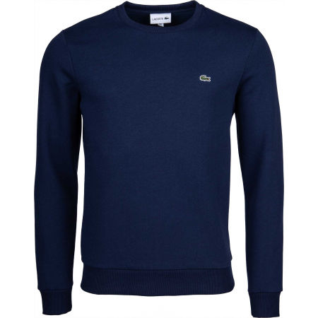 Men's sweatshirt - Lacoste ZERO NECK SS SWEATSHIRT - 1