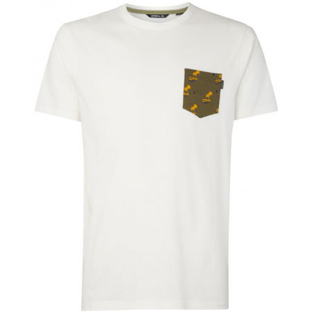 Мъжка тениска - O'Neill LM PALM POCKET T-SHIRT - 1