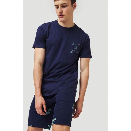 Pánske tričko - O'Neill LM PALM POCKET T-SHIRT - 5