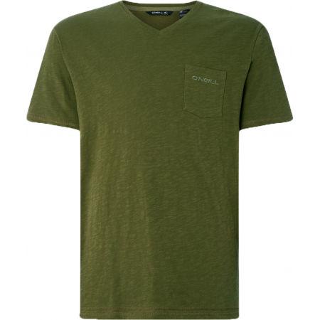 Pánské tričko - O'Neill LM ESSENTIALS V-NECK T-SHIRT - 1
